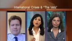 "ON THE LINE: INTERNATIONAL CRISES & ""THE VOTE"""
