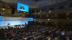 Немає країни, яка була б так добре знайома з гібридною тактикою Москви, як Україна – Петро Порошенко в Мюнхені