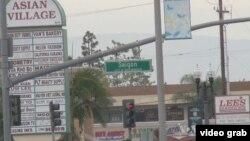 សហគមន៍ Little Saigon ដែលមានទីតាំងស្ថិតនៅភាគខាងត្បូងនៃក្រុង Los Angeles រដ្ឋ Californiaមានពលរដ្ឋវៀតណាមច្រើនជាងគេ។