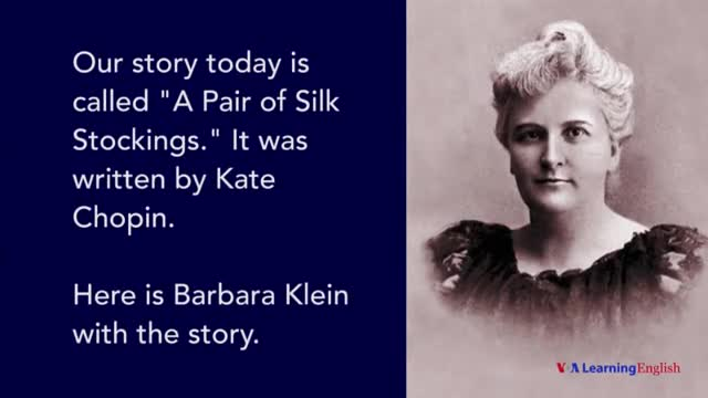 kate chopin a pair of silk stockings essay A pair of silk stockings was written by kate chopin in april of 1896 and later published in 1897 known for including in her stories local color from the.