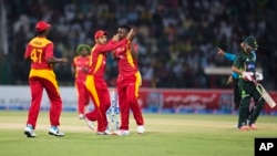 Zimbabwe Cricket. File Photo.