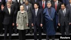 阿富汗援助會議在東京召開。