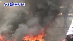 VOA60 America - The 19th fissure opens around the Kilauea volcano on Hawaii's Big Island