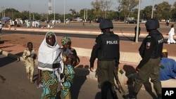 نائجیریا کو دہشت گردی کا سامنا