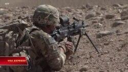 Ngũ Giác Đài trình Tổng thống kế hoạch tăng quân tới Trung Đông