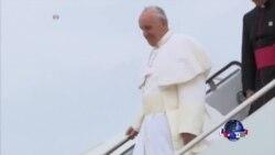 教宗到访纽约住在哪里?