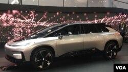روز سوم نمایشگاه محصولات الکترونیک ۲۰۱۷؛ با خودروهای نسل جدید آشنا شوید