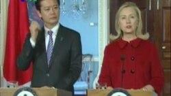 Dampak Wafatnya Kim Jong Il dan Militer AS - Liputan Berita VOA 20 Desember 2011
