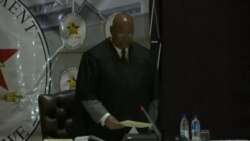 Legislators Celebrate in Zimbabwe Parliament As Speaker Announces Mugabe Resignation