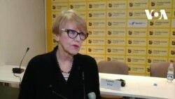 Sonja Biserko o položaju Srba na Kosovu