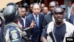 Diktatè ayisyen an Jean-Claude Duvalier