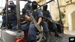 Según estimados, la guerra contra el crimen organizado ha dejado más de 60 mil muertos en México.