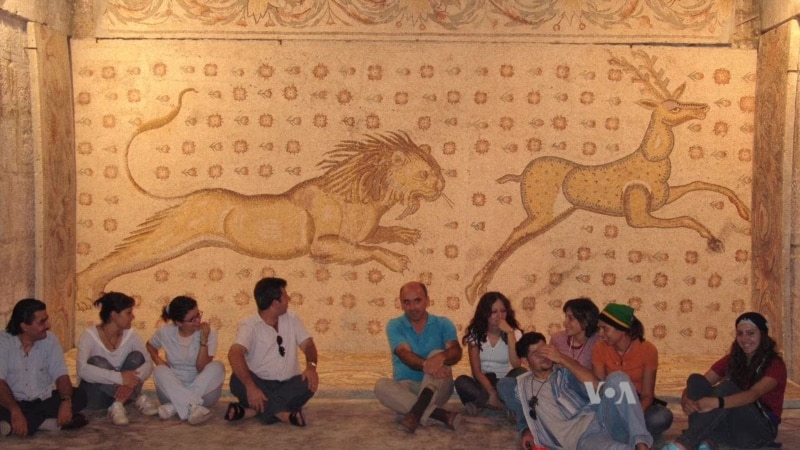 Activists Race to Save Syria's Cultural History