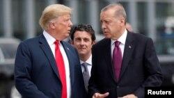 ولسمشر اردوغان ویلي که بندیزونه هم ولګول شي دوی به یو قدم هم شاته نشي