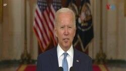 """Biden SOT 2- """"para aquellos estadounidenses que se quedaron, no hay fecha límite"""""""