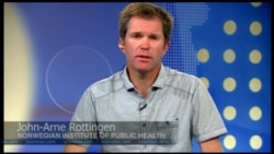 VOA Interview: John-Arne Rottingen Dir of Infectious Disease Control at Norwegian Institute of Public Health