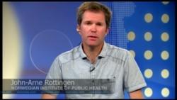 VOA Interview: John-Arne Rottingen Dir of Infectious Disease Control at Norwegian Institute of Public Health