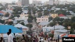 Birnin Mogadishu