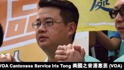 香港民主黨副主席尹兆堅