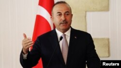 Menteri Luar Negeri Turki, Mevlut Cavusoglu