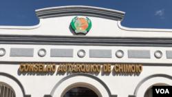 Edifício do Conselho Autárquico de Chimoio, Moçambique