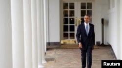Prezident Obama Kongressdan turib xalqqa hisobot berdi, oxirgi marta