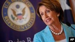 លោកស្រី Nancy Pelosi