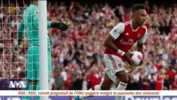 Page Sports : Aubameyang nouveau capitaine d'Arsenal