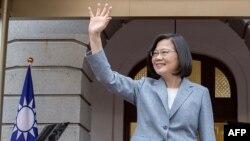 Tổng thống Thái Anh Văn.