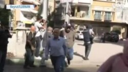 Beyrut'ta Protestolar Can Aldı