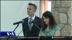 Ekipi i ri i korpusit amerikan të paqes në Kosovë