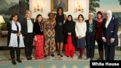 بانو رحمانی در سال ۲۰۱۵ برندۀ جایزۀ شجاعت وزارت خارجۀ ایالات متحده شد