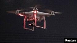 Un petit drone (Reuters)