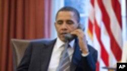 صدر اوباما کی جاپانی وزیر اعظم سے ٹیلی فون پر گفتگو