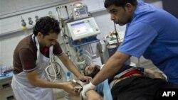 Во вторник утром авиация НАТО усилила бомбардировку Триполи