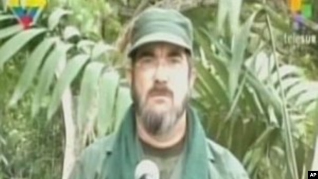 Timoleon Jimenez, better known as Timochenko, was named the new leader of FARC earlier this month.