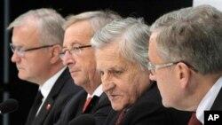 Para penyusun kebijakan Bank Sentral Eropa (ECB) akan bertemu hari Kamis (2/8) untuk membahas kebijakan guna meningkatkan ekonomi di zona euro.