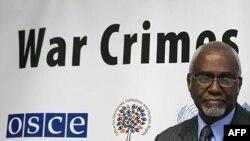 Predsednik Haškog tribunala na današnjoj konferenciji za novinare u Beogradu