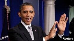 Presiden AS Barack Obama berusaha melakukan pendekatan intensif kepada Kongres AS untuk menyelesaikan kebuntuan mengenai masalah anggaran (foto: dok).
