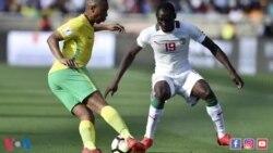 VOA Sports du 7 novembre 2017 : le Sénégal aux portes du Mondial 2018