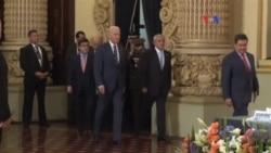 EE.UU. inversión para Centroamérica