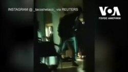 У Мінську силовики увірвалися до квартири, де переховувалися протестувальники. Відео