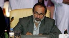 Maath al-Khatib, président du nouveau Conseil de l'opposition syrienne