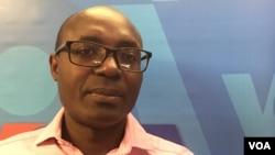 Rafael Marques, activista e jornalista angolano
