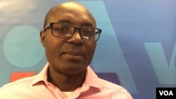 Rafael Marques, activista angolano e jornalista angolano