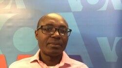 """Brasil foi sempre """"um braço da repressão e da corrupção em Angola"""", diz Rafael Marques - 3:38"""