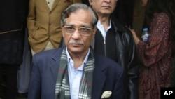 چیف جسٹس آف پاکستان ثاقب نثار، فائل فوٹو