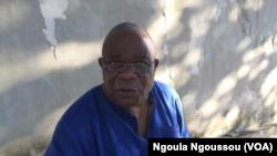 Clément Mierassa membre de l'oppositon au Congo-Brazzaville, 2 nombre 2016. VOA/Ngoula Ngoussou