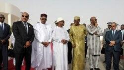 G- 5 Sahel Ka Lajere Mauritanie Jamana La Nafolow kow kan