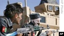 塔利班袭击阿富汗首都附近政府大楼